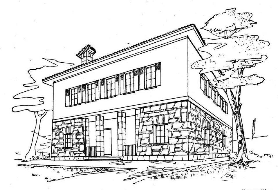 Casa abitazione per una o più famiglie